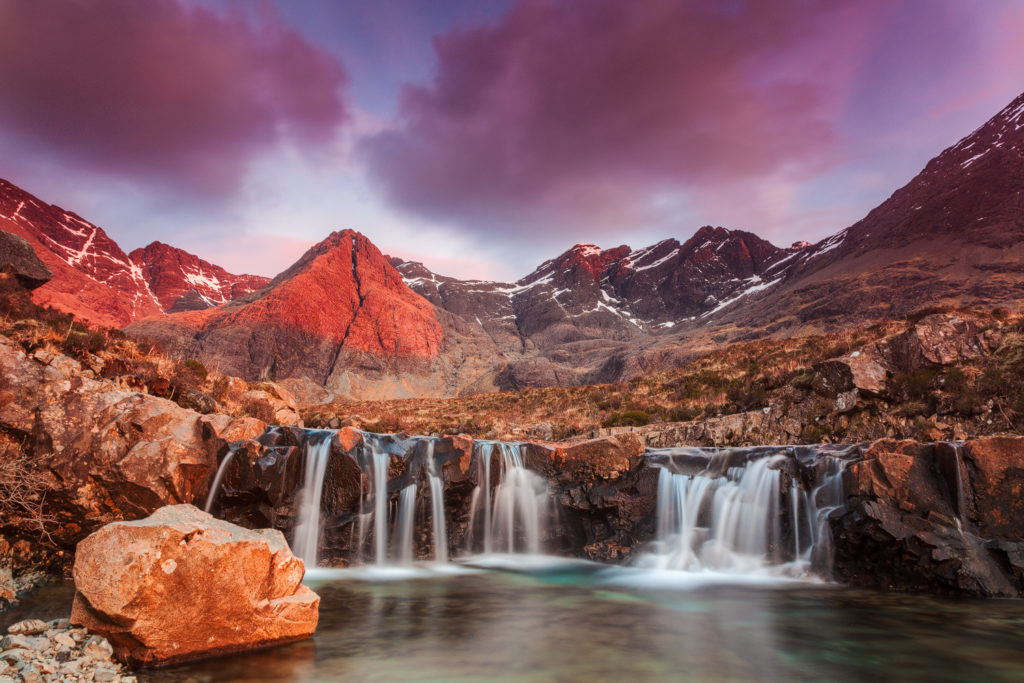 Fairy Pools - Isle of Skye - © 2015 Davide Palmieri - all rights reserved