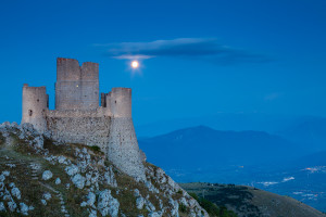 Rocca Calascio, Abruzzo - © Davide Palmieri 2015 - all rights reserved