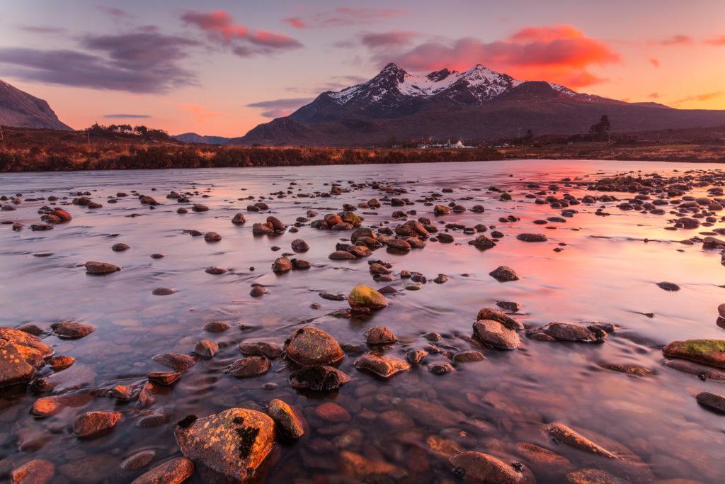 Sligachan - Isle of Skye - © 2015 Davide Palmieri - all rights reserved