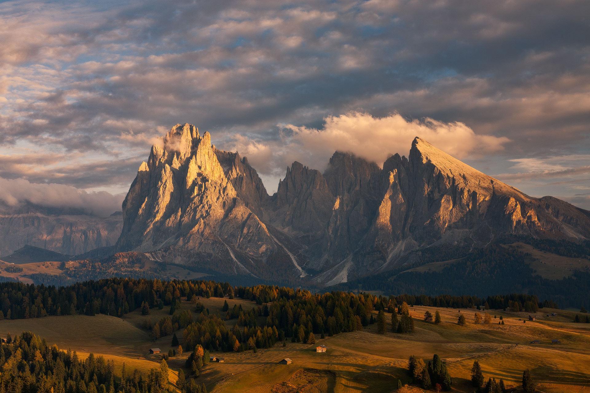 Alpe di Siusi - Dolomiti